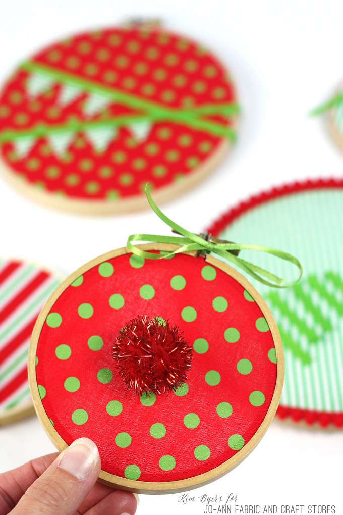 Easy DIY Cute Christmas Ornament Tutorial
