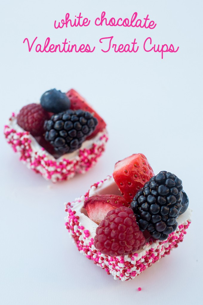 Valentine's Day Treat Recipe from Sweet C's Designs