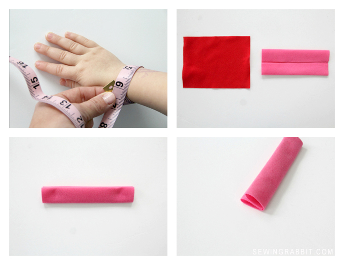 Craft for your kids - DIY Crayon Cuff