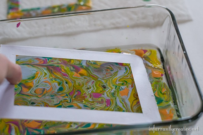 How to make your own DIY Oil Paint Frames for you gallery wall or home
