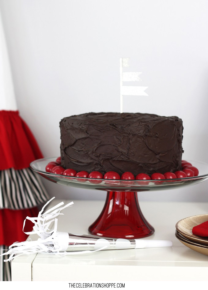 Red Velvet Chocolate Cake Recipe