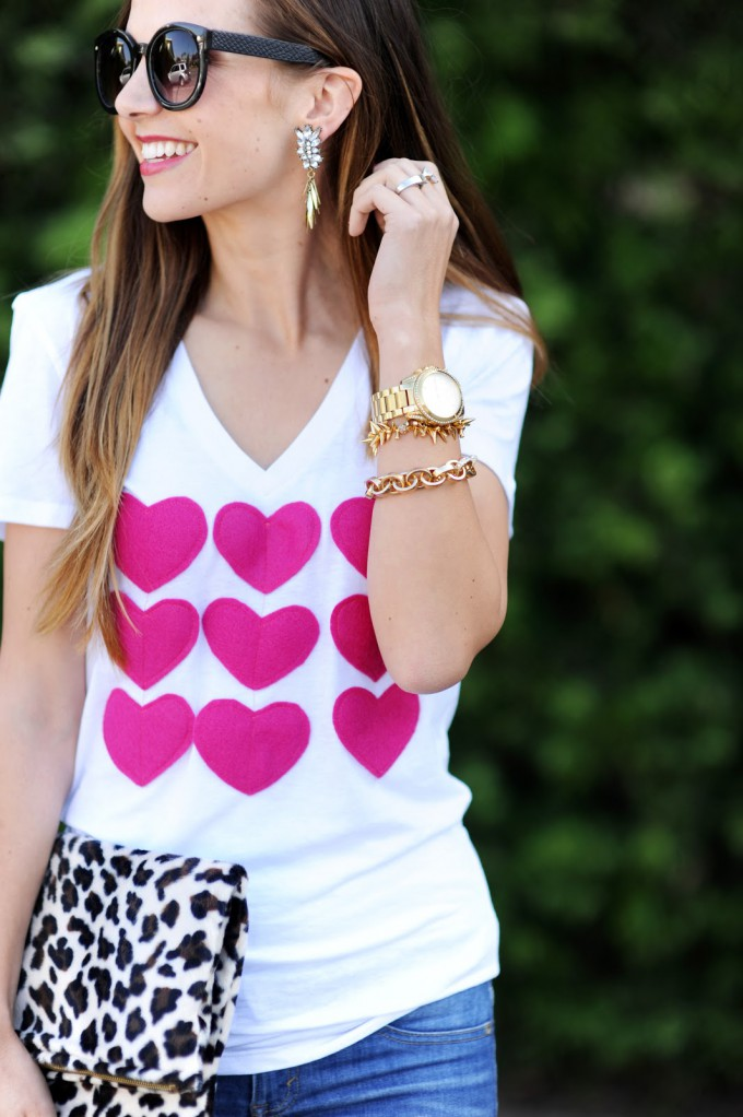 Heart Attack Valentine's Day T-Shirt