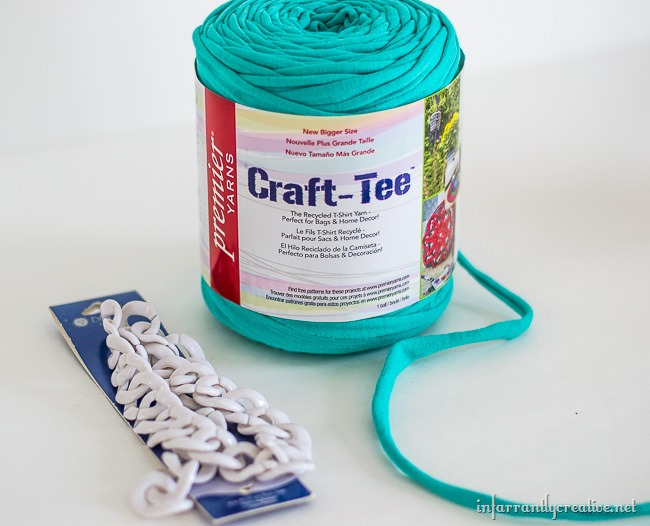 Craft-Tee T-Shirt Yarn DIY