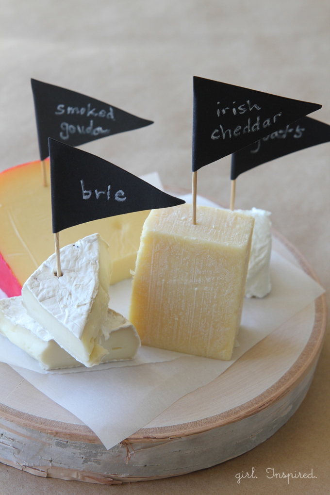 CIY Chalkboard Cheese Markers