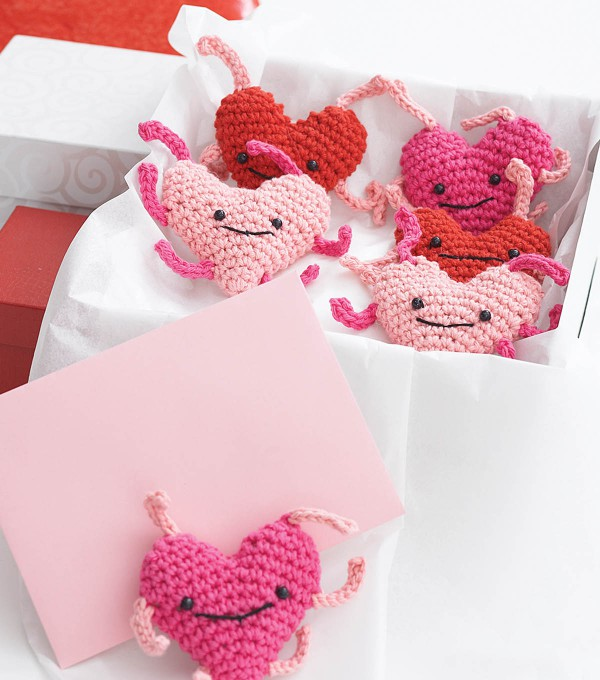 DIY Valentine's Day Love Bug Pattern