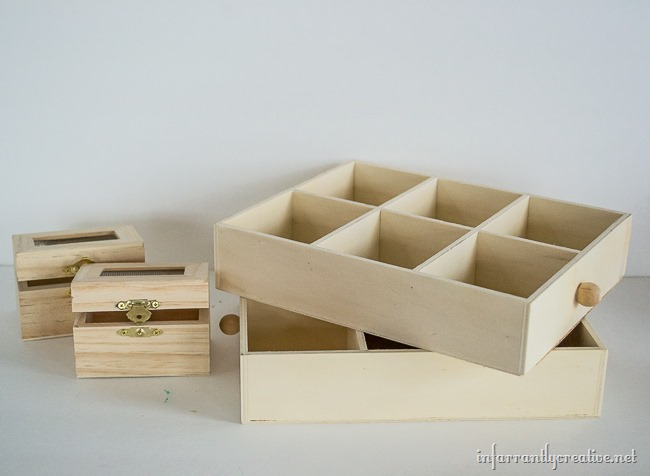 Supplies to make your own DIY Mancala Game Set // Full Tutorial available on The Creative Spark