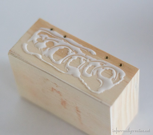 How to make your own DIY Mancala Game Set on The Creative Spark