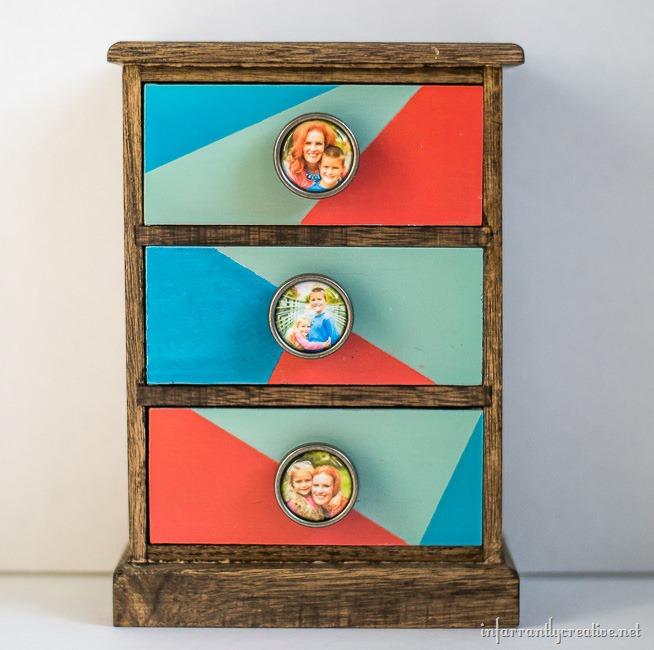 DIY Dresser for Mother's Day