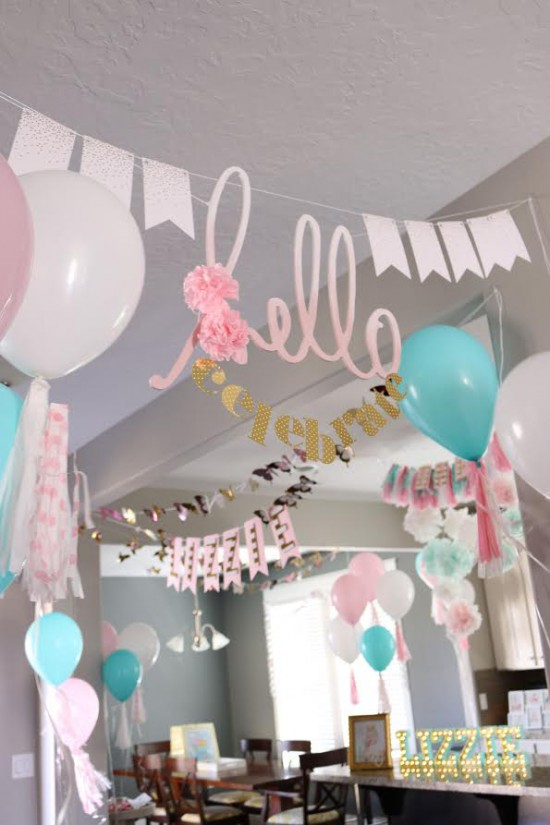 DIY Party Decor by Heidi Swapp // Party Theme and Ideas from Joann.com