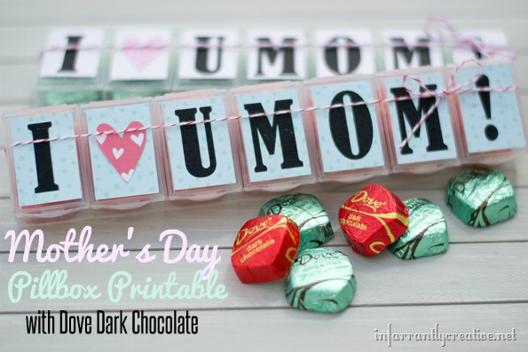 Printable Mother's Day Gift