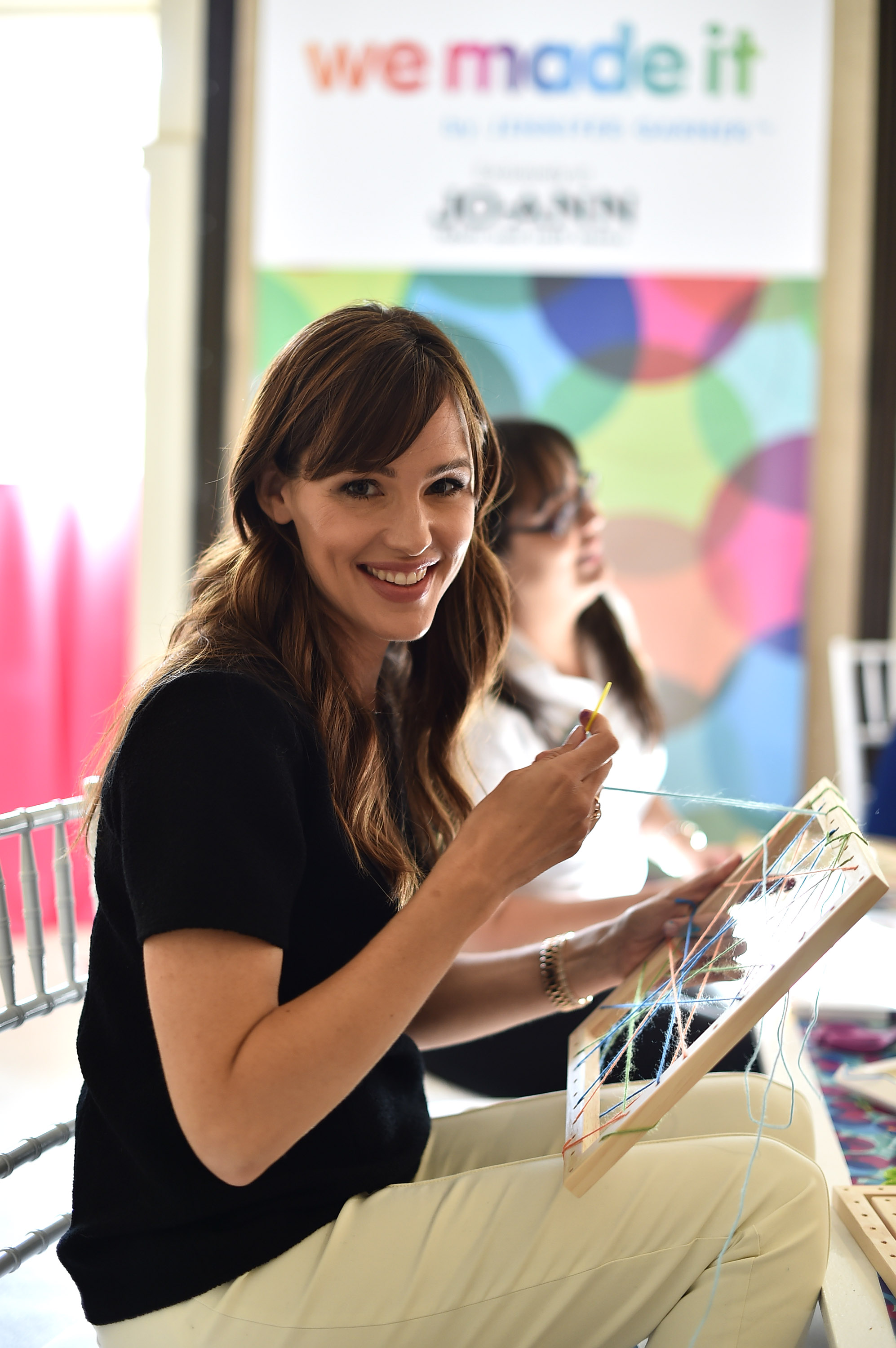 Jennifer Garner to Launch Children's Craft Line Exclusively at JOANN