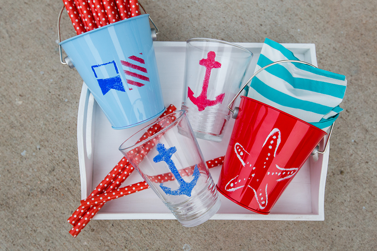Quick and Easy Nautical Party Set