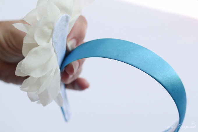 5 Minute Headband DIY // Make your own headband!