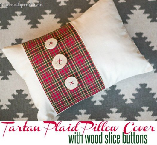 Tartan Plaid Pillow Cover