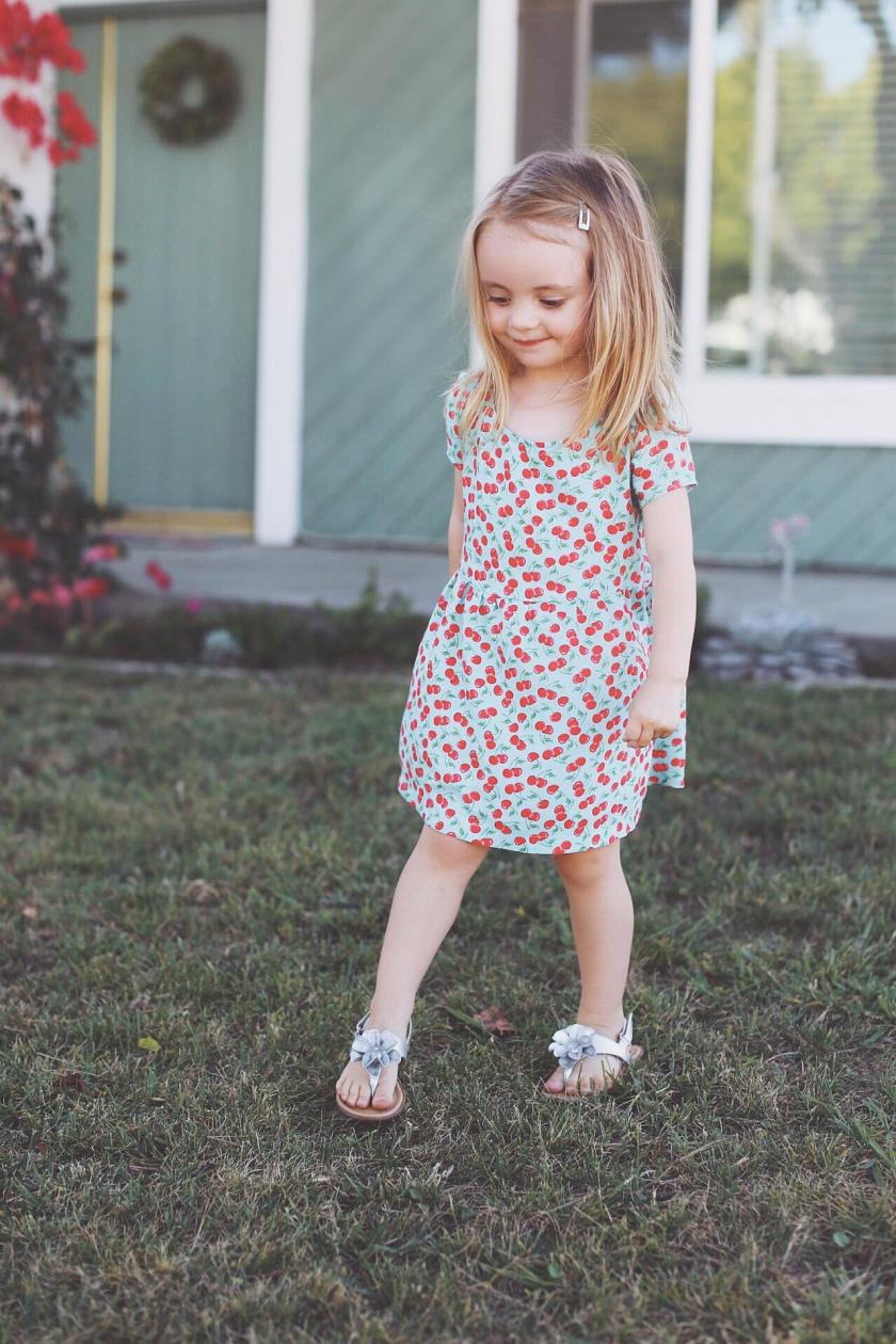 Easy Girls Dress