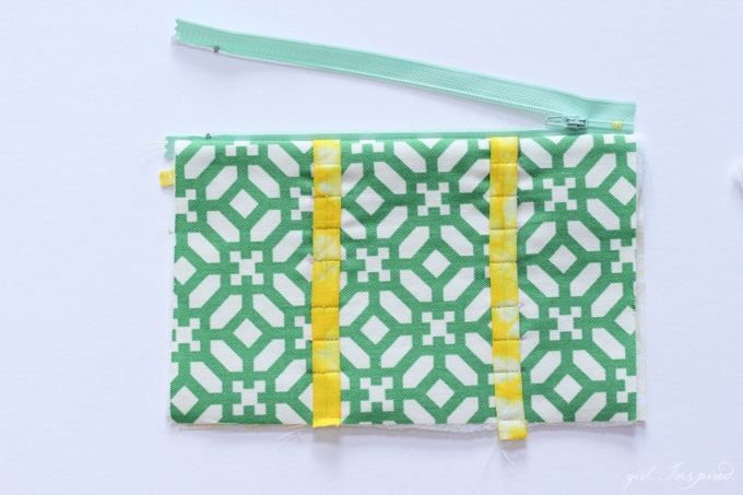 Back to School DIY Pencil Pouch