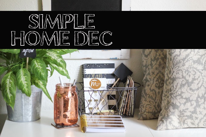 20 Simple and Trendy Home Decor Ideas