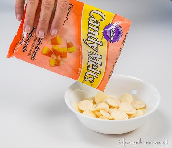 Candy Corn Melts