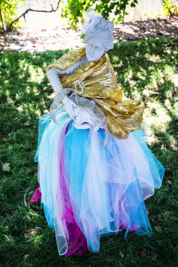 No Sew Princess Costume