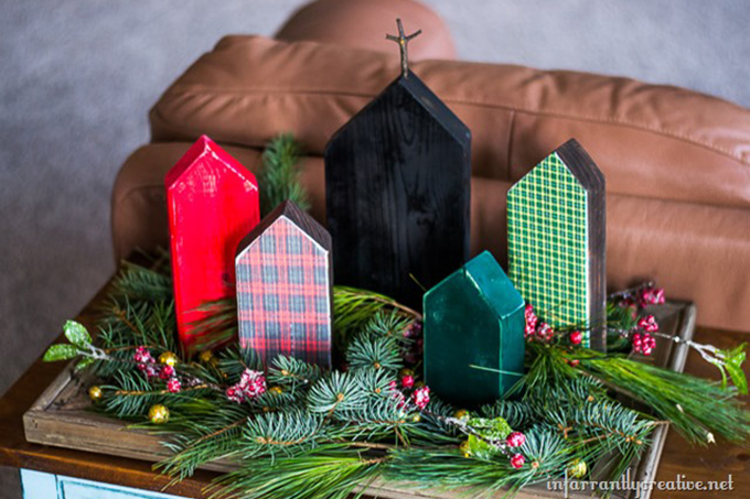 Create a Holiday Village