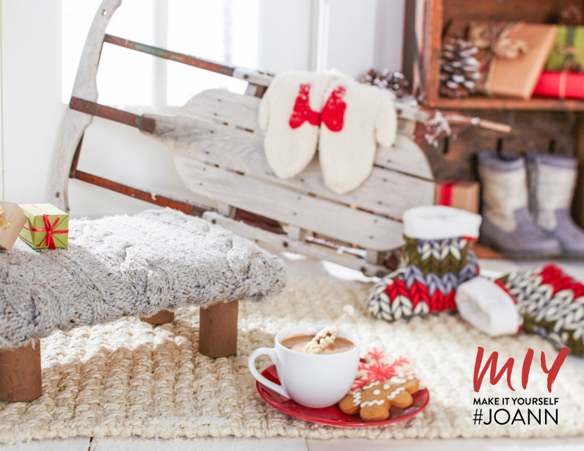 Fleece and Fur: Make a Cozy Christmas