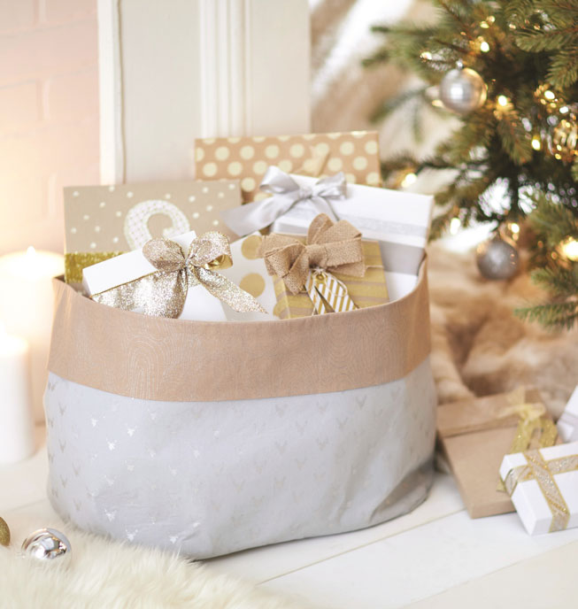 MIY: Make Your Giftwrap Personal