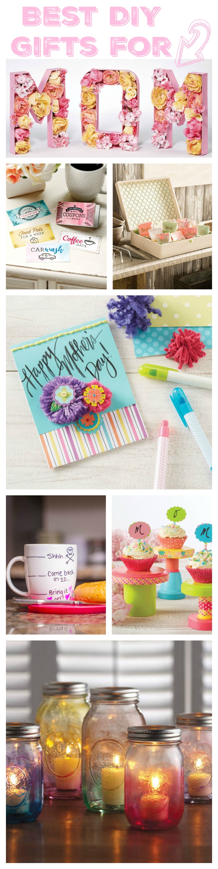 DIY Mom Gifts