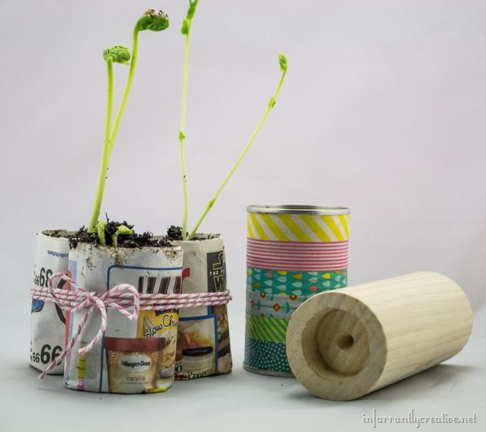 plant pot maker