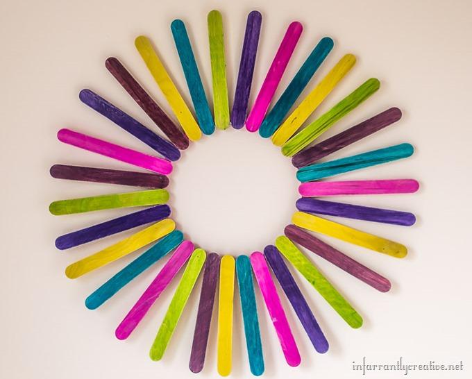 dyed sunburst frames