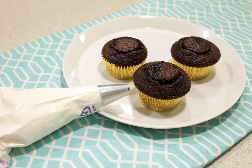 Graduation Cupcake