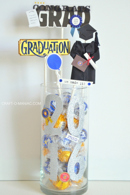Sweet Graduation Gift Idea
