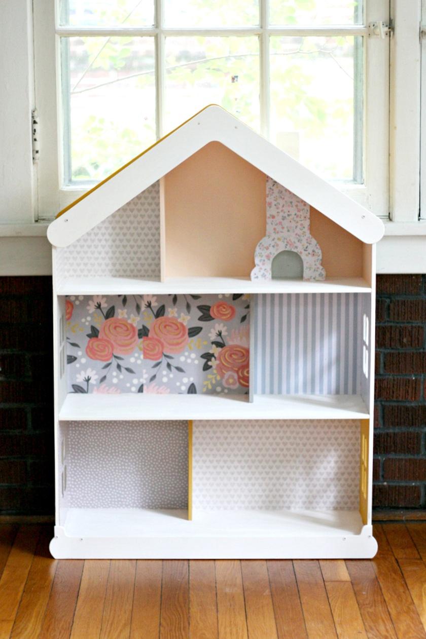 modern dollhouse