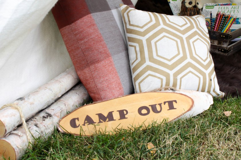 summer campout