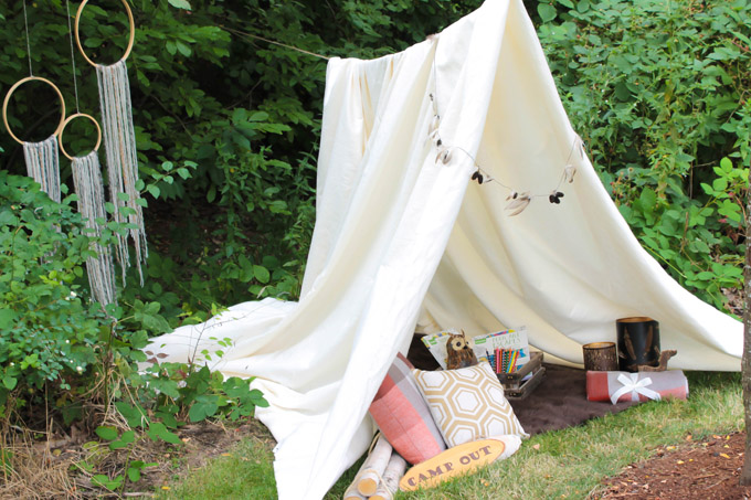 Midsummer Night's Dream Kids' Camp Out