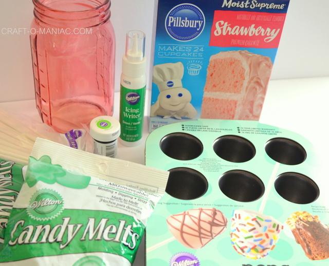 watermelon cake treats