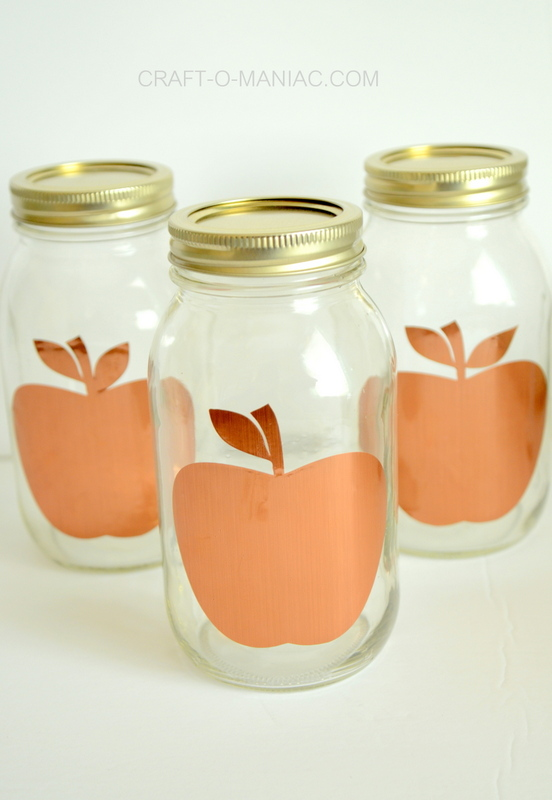 cricut teacher jar