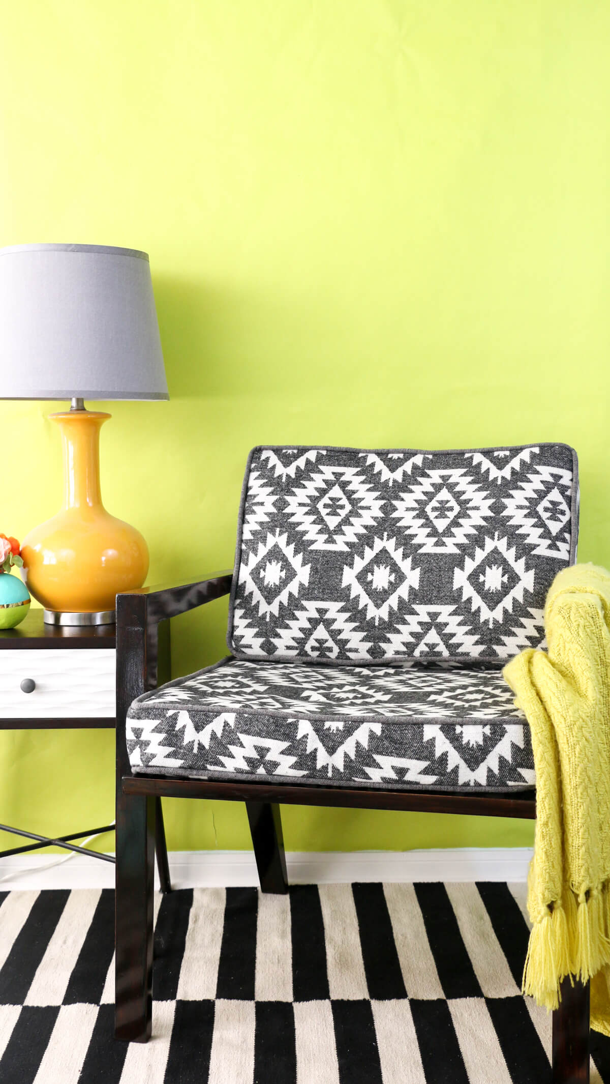 Upcycle Chair Cushions