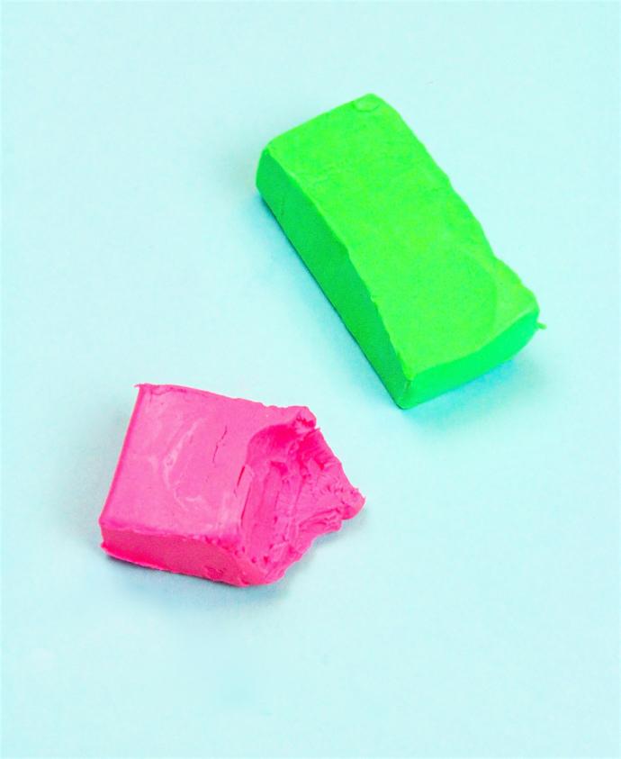 DIY Erasers