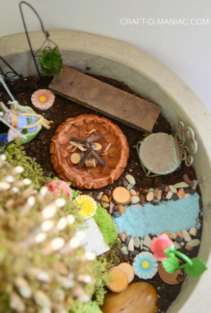 fairy garden planter