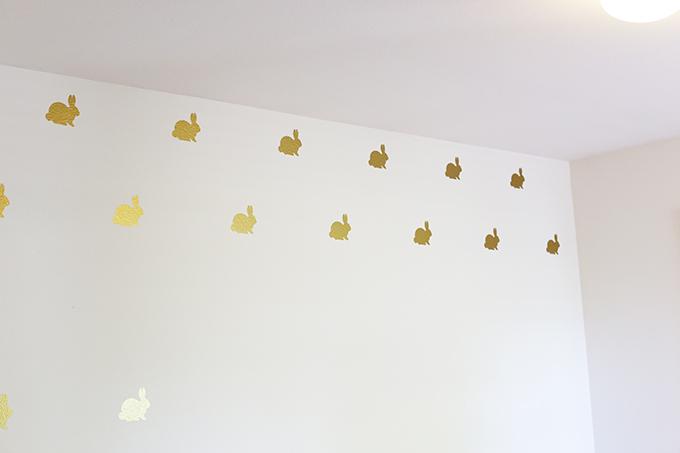 bunny wall