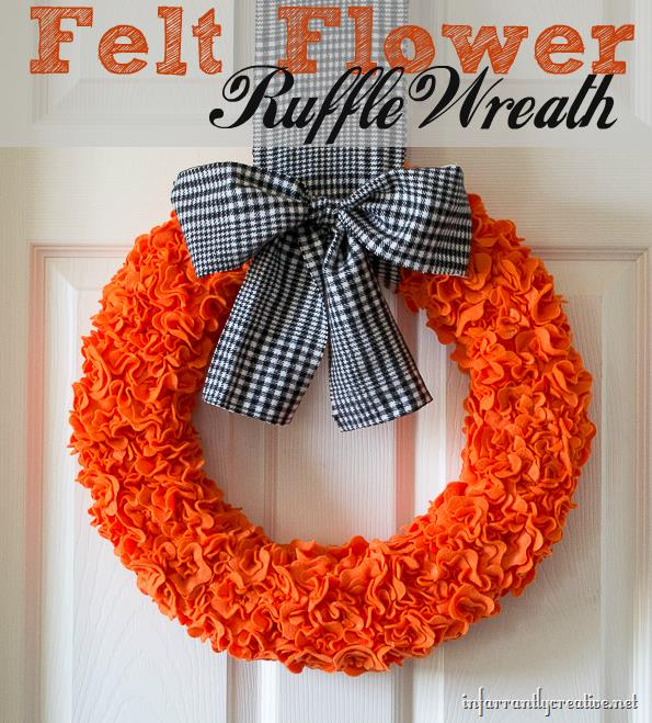 Cotton Twig Wreath