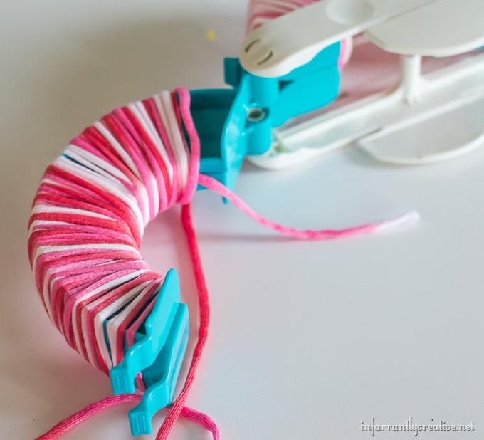 pom pom hair ties