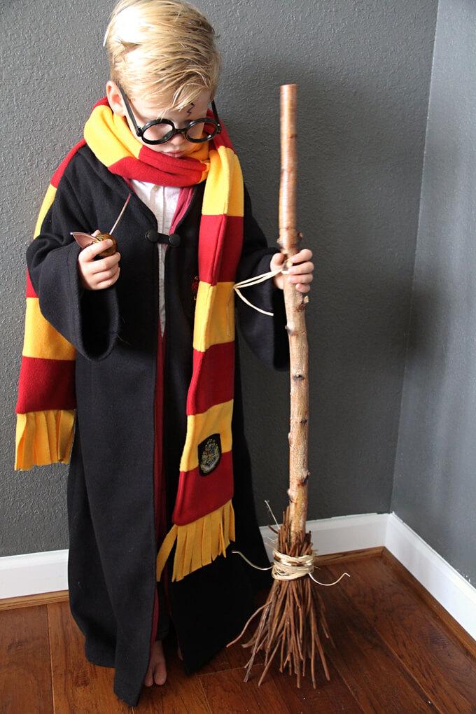 Quidditch Broomstick