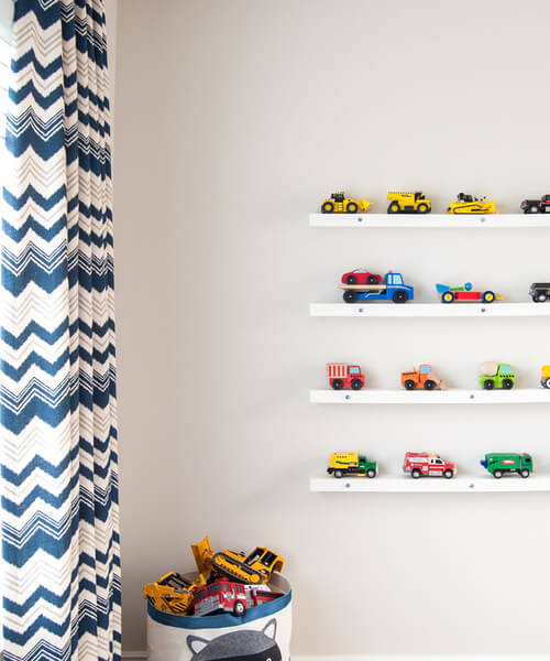 Six Storage Solutions for Your Kids' Favorite Toys