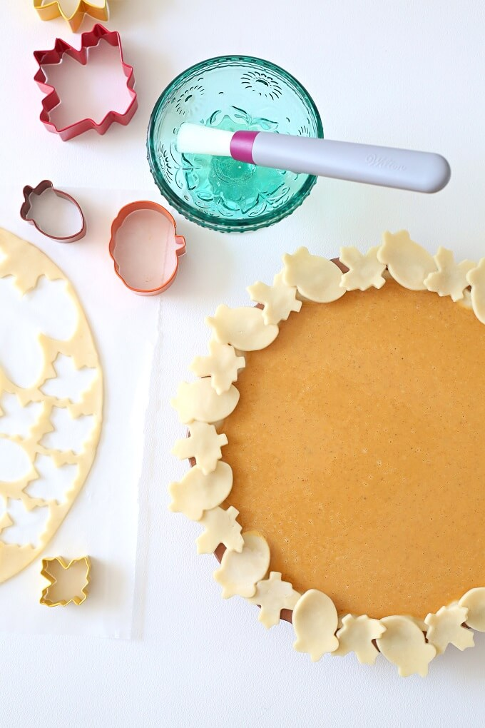 How to Bake the Perfect Pie Crust + Easy Pumpkin Pie Recipe
