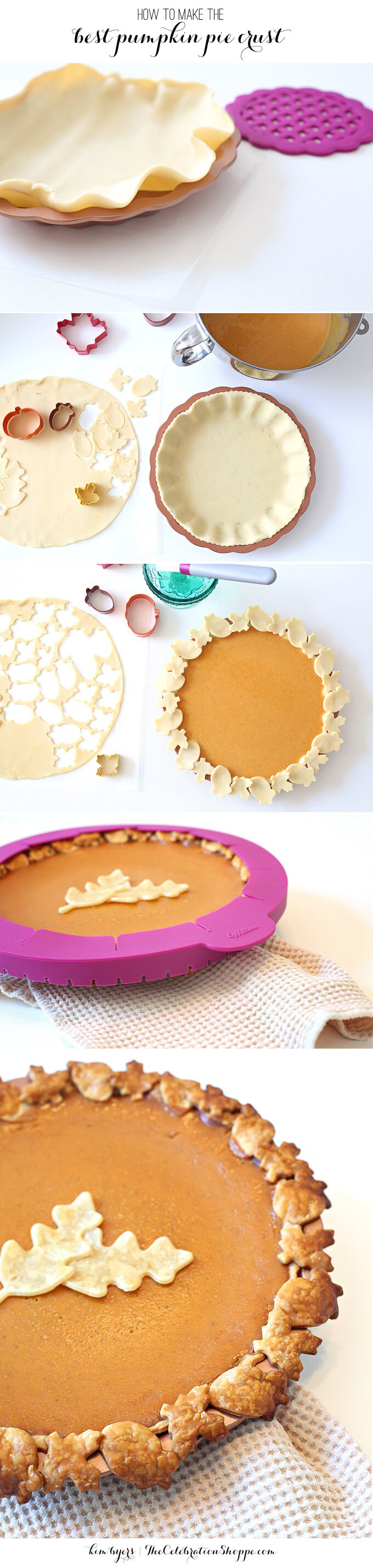 pumpkin pie crust