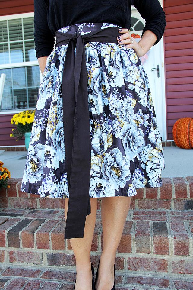 Thanksgiving Skirt