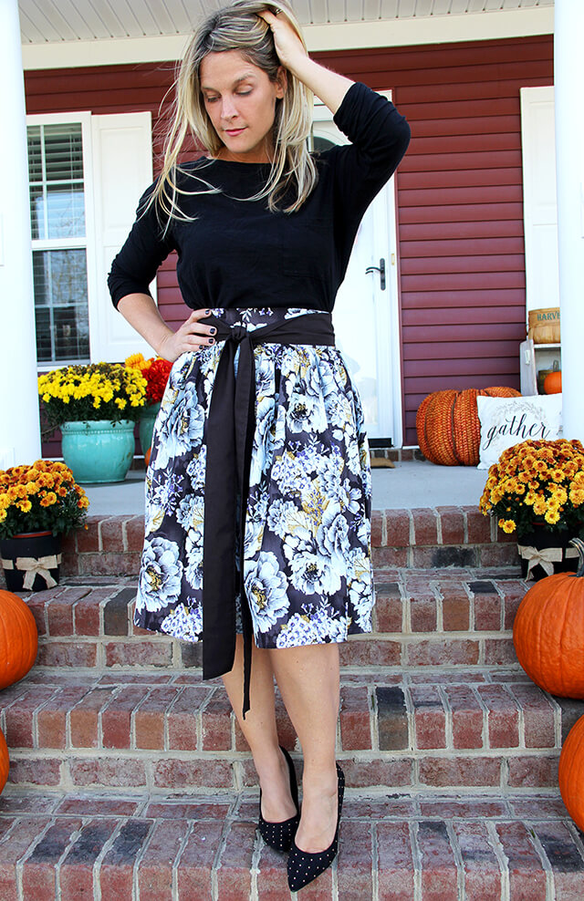 Thanksgiving Skirt