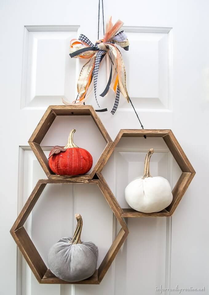 hex wreath