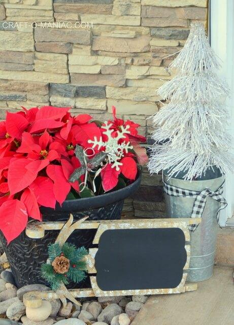 winter wonderland porch